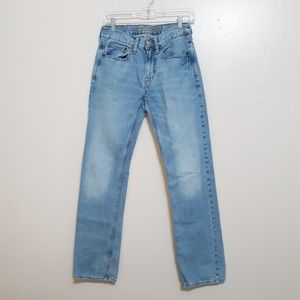 AEO original straight mens jeans 28x32